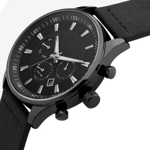 new arrivals luxury mens watch multifunction stainless steel hot sale quartz watches