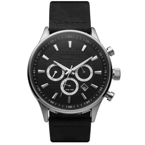 New Personalized High End Waterproof Luxury Colorful Case Luminous Multifunction Casual Mens Quartz Watches With Calendar