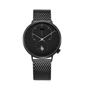 2021 Hot Sale Men Luxury Quartz Wrist Watches Oem Chronograph Fashion Sport Leather Watches For Man