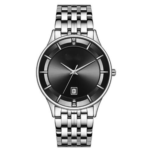 Women's Fashion Quartz Watch With Stainless Steel Belt Charm Dress Ladies Wrist Watches