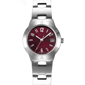 Wholesale manufacturer new style stainless steel case wrist watch quartz watch