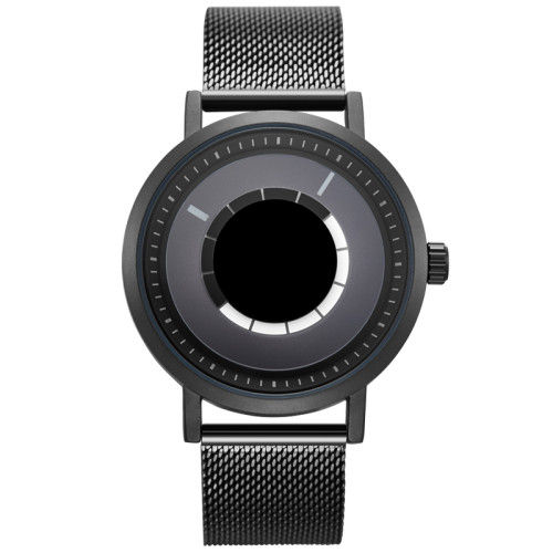 316L stainless steel case minimal mesh band unique luxury famous brand custom watches men wrist
