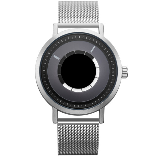 Highest Quality Factory Waterproof classic male wristwatches 316L Stainless Steel band men Watches