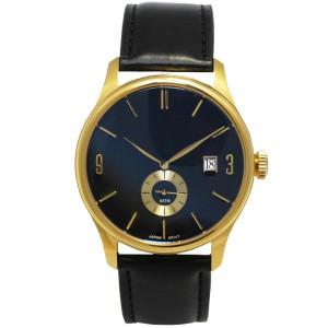 Simple genuine leather japan movement unisex quartz watch for men and women