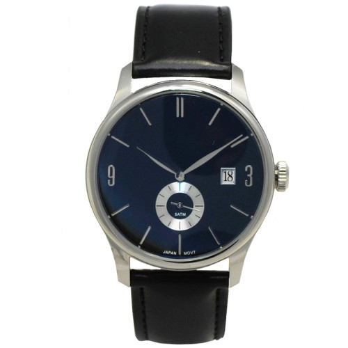 Simple Men Classic Fashion male Women Quartz Watches OEM Genuine Leather Lady Watch