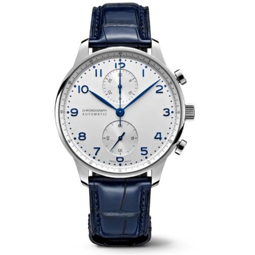 Fashion watch business watch mechanical movement men's wrist sapphire sports automatic watch