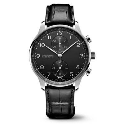 Custom logo watch genuine leather automatic watch mechanical watch automatic men wrist