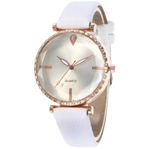 Luxury Women's Watches Starry Sky Ladies Women Watch Casual Leather Quartz Wristwatch