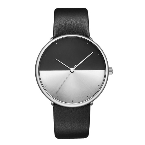 Fashionable Business Thin And Simple Quartz Wristwatches Stainless Steel Waterproof Watch For Girls