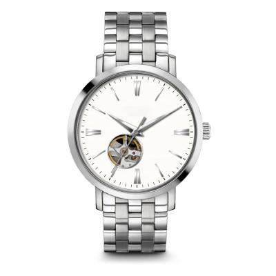 Hot Sale Brand Luxury Mens Watches Minimalist Factory Custom Logo Quartz Watch Classic Leather Wristwatch Wholesale