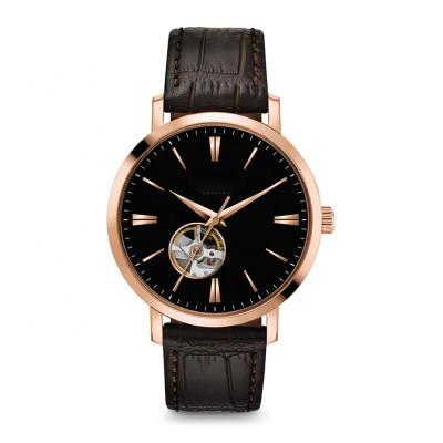 Splendid Luxury Simple Large Dial Quartz Watch For Men