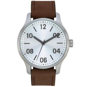 Retro Design Watch Men Alloy Quartz WristWatch Simple Dial Brown Leather Men Watches