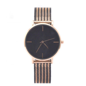 Custom Logo Stainless Steel Wristwatch Clocks Fashion Design Business Chronograph Men Quartz Watch