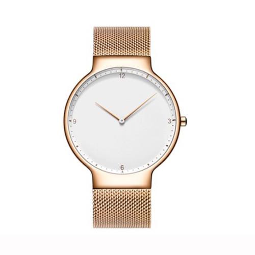 Men Watches Simple Calendar Waterproof Your Own Logo Quartz Watches Wholesale Sports Business Black Luxury Mens Wristwatch