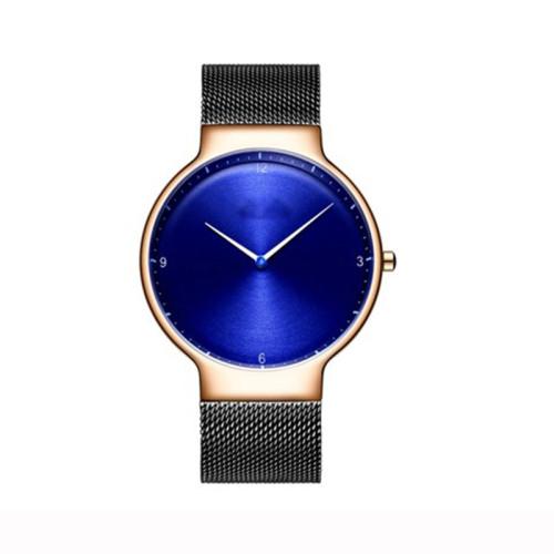 Factory Wholesale Men Watches Luxury Quartz Movement Watch Simple Wristwatches For Sale