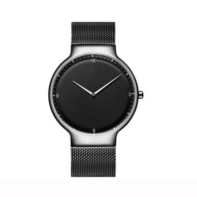 Fashion Watches Men Wrist Luxury 3atm Water Resistant Stainless Steel Quartz Watch