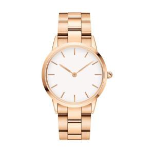 China Factory Custom Logo Watch Couple Fashion Quartz Wrist Watch Cheap Prices Low Moq Clock For Lover Opk Brand Hand Watch