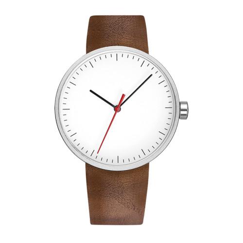 OEM Custom Watch Luxury Japanese Quartz Men Thin Wrist Watch 2021 Minimalist Wholesale Supplier Factory Price Wristwatch