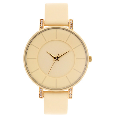 Leather OEM Brand Your Own Women's Watches Trendy Wristwatches Fancy Business Ladies Watches