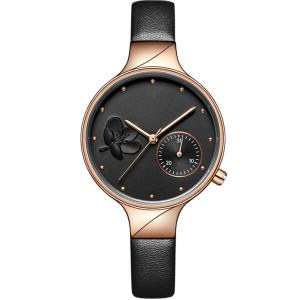 Fashion elegant waterproof women's watch business office lady quartz watches