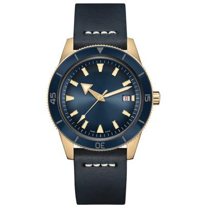 Men Watches Retro Design OEM Watch Men Leather Quartz Men's Wrist Watch Reloj Hombre