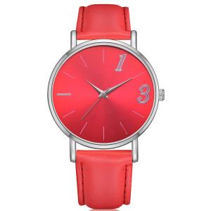 High quality 5 atm waterproof simple lady watch japan movement OEM factory elegant women wrist watches
