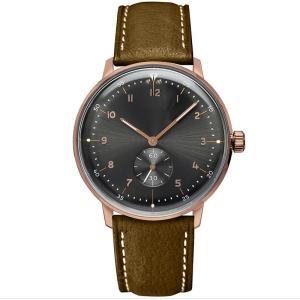 Retro female watch waterproof unisex quartz wholesale men simple automatic wristwatch