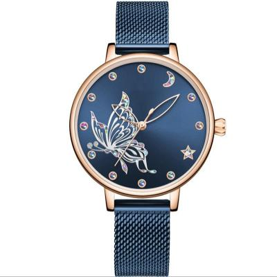 wholesale luxury quartz watches customized unisex waterproof women quartz watches