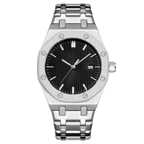Luxury Factory OEM Stainless Steel Solid Band NH35 Automatic Watch