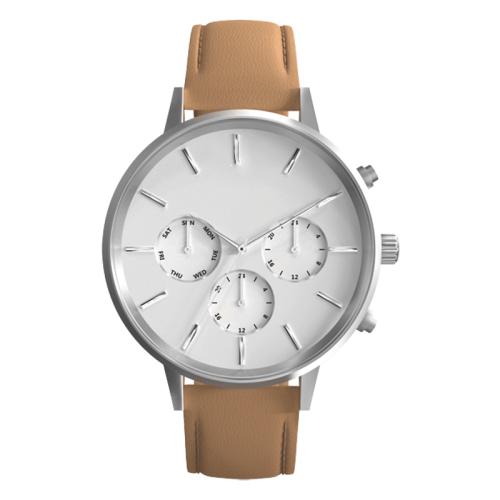 Simple Classic Fashion Female Women Quartz Watches Wrist Watch Custom Logo Brand Leather Lady Watch With Genuine Leather Strap