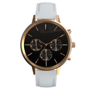 Wholesale Luxury High Accuracy Ins Minimalist Style Chronograph Lady Watch