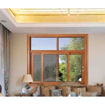 80/66 elegant waterproof aluminum sliding window&doors widely use in  villa house apartment