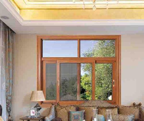 80/66 elegant waterproof aluminum sliding window&doors widely use in  villa house apartment