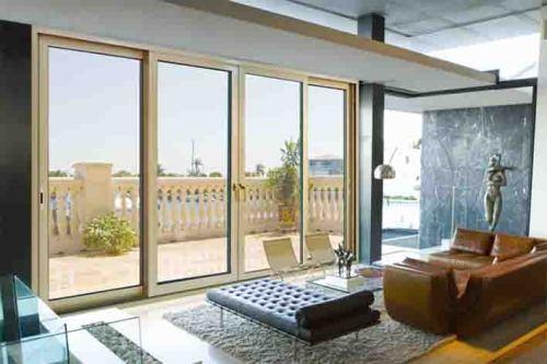 120/100 Heavy Sliding Window&doors