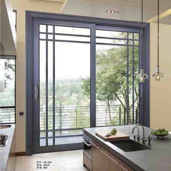 Residential 136 Heavy Aluminum Sliding Door For Safty And Beauty China Heavy Aluminum Sliding Door