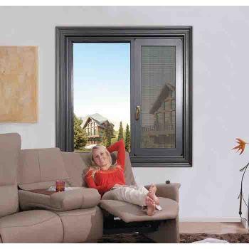 88 Thermal break Casement Window with mosquito net