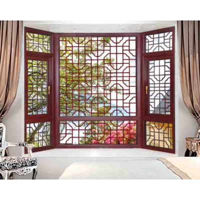 98 Thermal break Casement Window with mosquito net