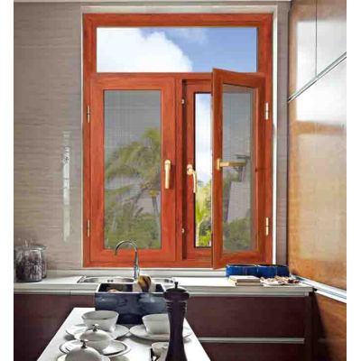100 Casement Window with mosquito net