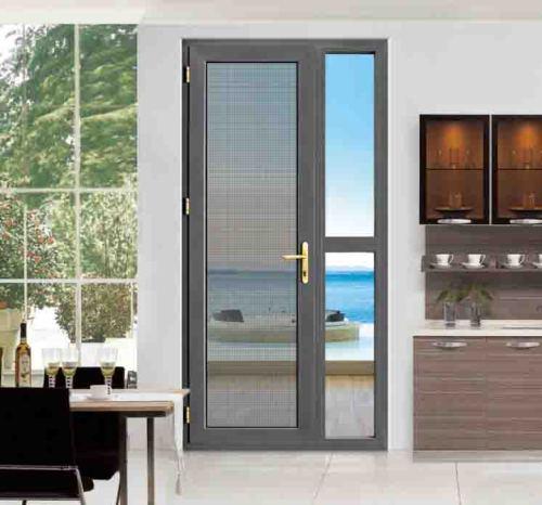 150 Casement Door with mosquito net