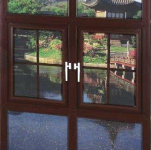 Waterproof  UPVC windows