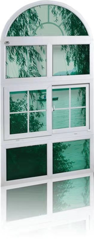 Waterproof  UPVC windows