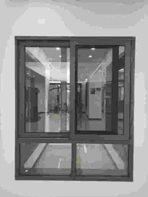 98 series integrated frame and mesh sliding door