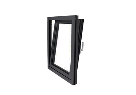 Aluminum Tilt and Turn Windows