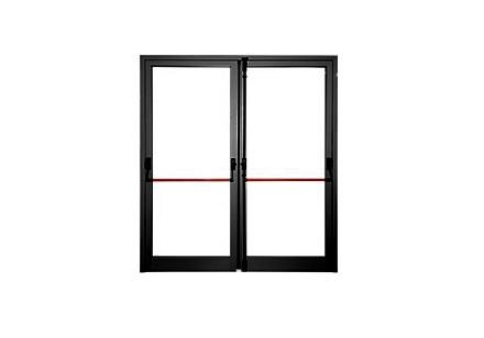 Aluminum Escape Doors