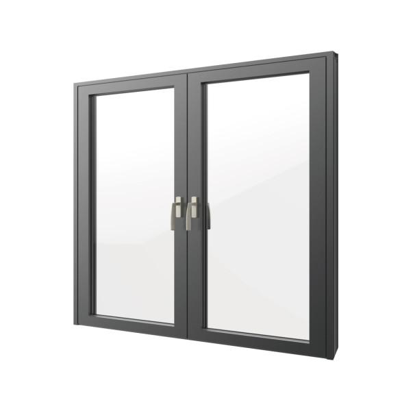 Aluminum doors and Windows American