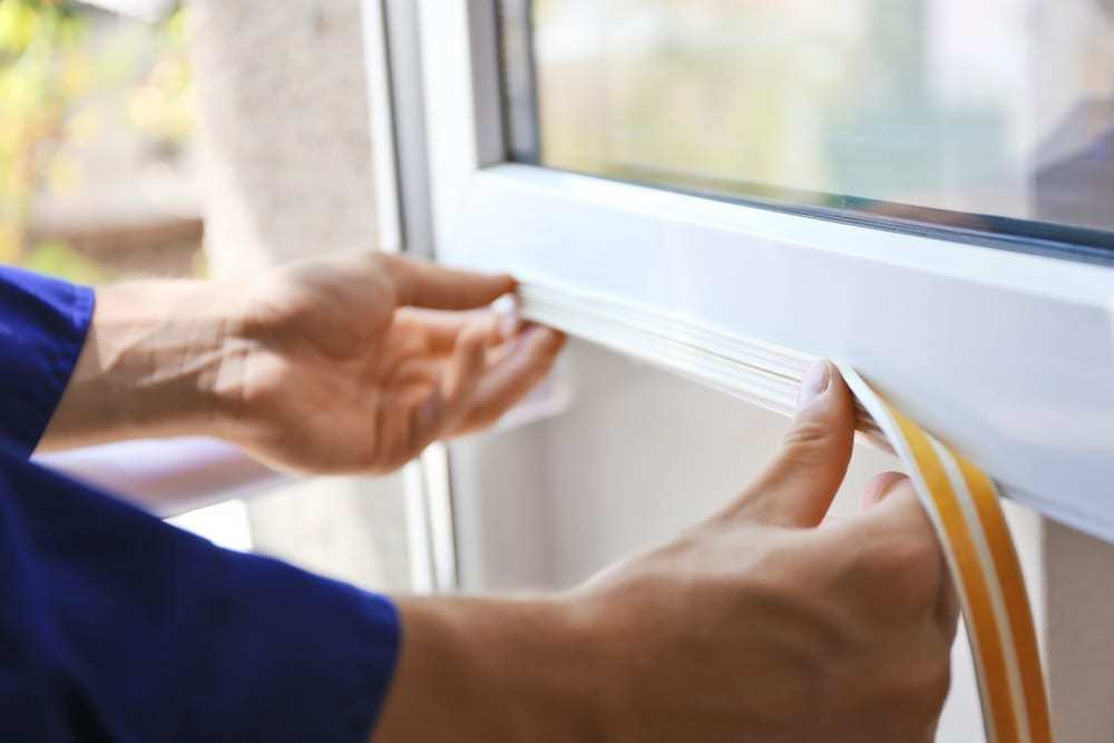 the specific method for measuring the size of aluminum windows