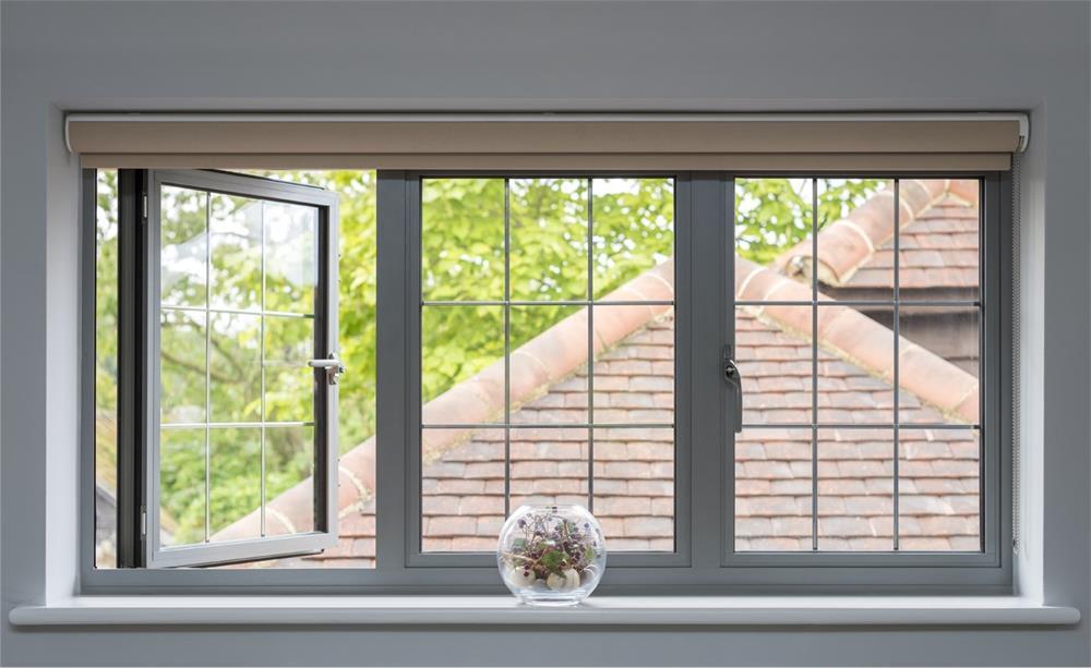 the common types of aluminum windows