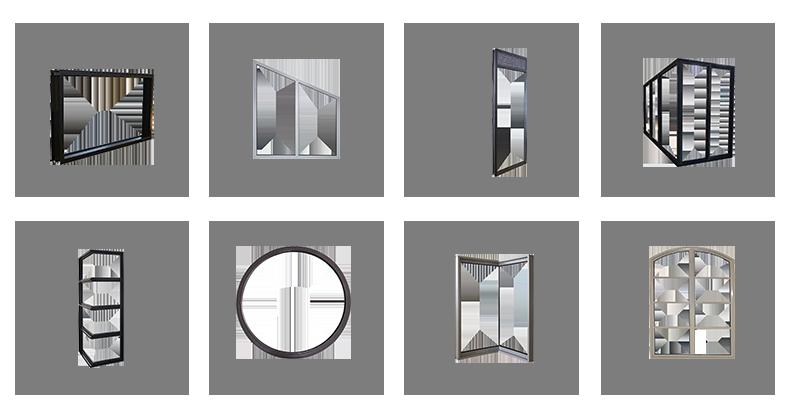 BOD window and door Opening Options
