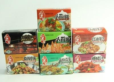 Fabricante chino de salsa asiática auténtica para cocinar carne de cerdo desmenuzada con sabor a pescado