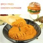 Spicy fried chicken mariande Authentic Asian meat marinade manufacturer